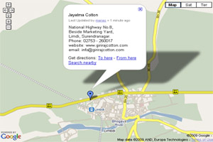 Jayatma Cotton - Location
